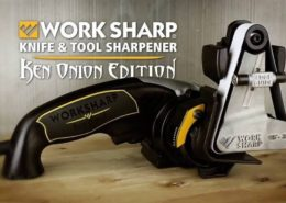 Ken Onion Edition Knife & Tool Sharpener