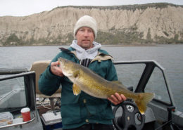 Mid-Columbia Walleye: Where to and how to