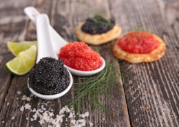Trade Secrets of Fish Caviar